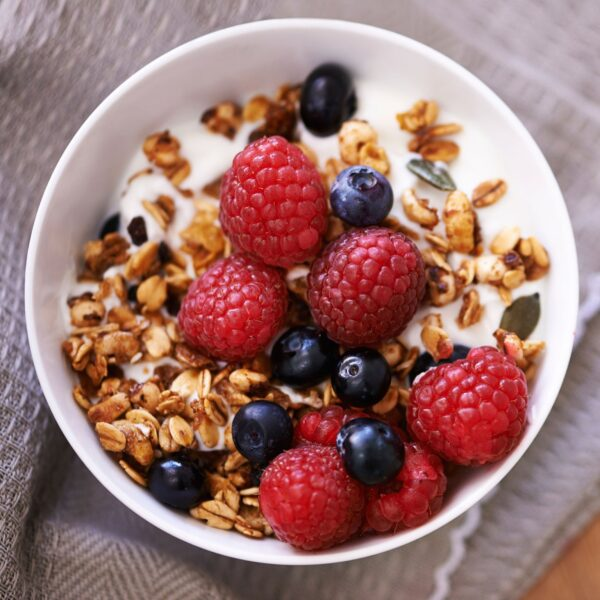 Granola on the go